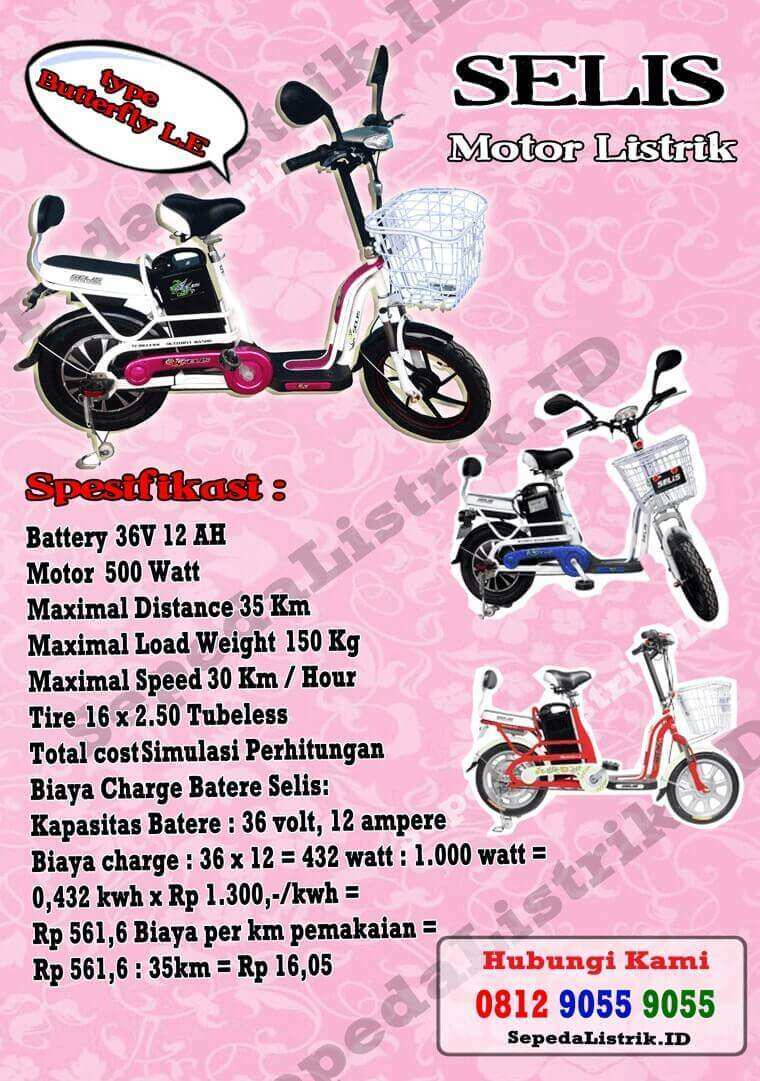 Tempat Jual Selis Type Thunder Di Lapak Indonesia Update Motor Listrik Trail Sepeda Jakarta 0857 9999 9031 Wa Harga